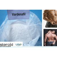 Buy cheap Cas 224785-91-5 Bodybuilding Anabolic Steroids Vardenafil Powder For Erectile Dysfunction from wholesalers
