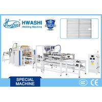 Wholesale Automatic Wire-Dropping Wire Basket Mesh Welding Machine With Bending Station from china suppliers