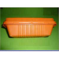 Wholesale 750ml Plastic Disposable Food Packaging , Rectangular 171mmx118mm from china suppliers