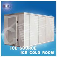 Wholesale Concrete Design Moisture Proof Light Cold Room Blast Chiller Freezer With Cement Floor from china suppliers