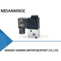 """Wholesale 3 Way Pneumatic Solenoid Valve 2 Position M5 , G 1/8"""" Airtac Type 3V1 Normally Closed from china suppliers"""