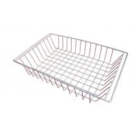 Buy cheap Low carbon steel / galvanize steel welded wire mesh panels with firm structure for camping from wholesalers