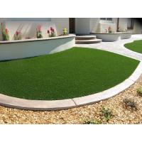 Wholesale 4 tones PE straight Garden monofilament artificial grass from china suppliers