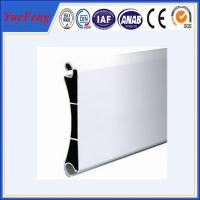 Wholesale Aluminium profiles for roller shutter door Manufacturer from china suppliers
