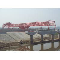 Wholesale Beam launcher JQG180t-50m with  Varied Launching Capacities and Heights For bridge from china suppliers