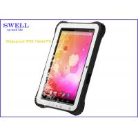 Wholesale Rugged Android GPS 3G NFC IP65 Waterproof Tablet PC Intel Z3735F 1.33-1.8GHZ from china suppliers