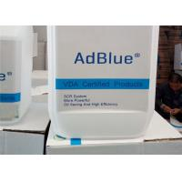 Wholesale SCR System AdBlue Urea Solution , VPA Certificated Adblue Liquid CAS 57 13 6  from china suppliers