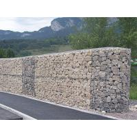 Wholesale Welded Gabion Box slope stabilisation mesh Galvanized wire mesh from china suppliers