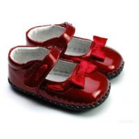 Wholesale Freycoo Genuine Leather Soft Sole Baby Shoes 2012 from china suppliers