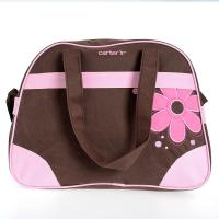 Wholesale New Baby Changing Diaper Nappy Bag Mother Mummy Handbag Set With Changing Pad from china suppliers
