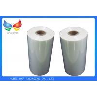 Wholesale OPS Shrink Film Rolls , Anti Pollution Shrink Wrapping Film For Packaging from china suppliers