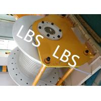 Wholesale LBS Mining Dispatching Winch / Spooling Device Winch For Construction Lifting from china suppliers