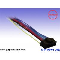 Wholesale 20AWG UL 3266 Stereo Wire Harness / 300V 20AWG 18 Pin Wire Harness Plug from china suppliers
