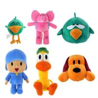 Wholesale Lovely Small Cartoon Pocoyo Stuffed Plush Toys For Promotion 20cm from china suppliers