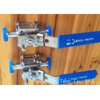 Quality Sanitary Elbow Valves Stainless Steel Valves And Fittings ASTM A270 for sale