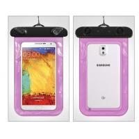 Wholesale Waterproof bag for mobile phone in swimming and diving.PVC bag from china suppliers