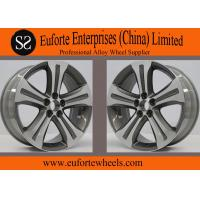 Wholesale 19inch Gun Metal Machine Face Replica 4x4 Off Road Wheels for Toyota Highlande from china suppliers