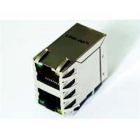 Wholesale DA1T002I3 Stacked RJ45 2x1 Integrated Magnetics 1000Base-Tx Ethernet from china suppliers