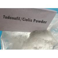 Wholesale White Powder Tadalafil CAS 171596-29-5 Tadanafil Male Sex Hormones Cialis for Enhancement Men Sexual Tadalafil/Cialis from china suppliers