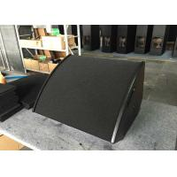 Wholesale 15 inch Coaxial Stage Music Monitor Speakers Two - way Full Range Pa Systems from china suppliers