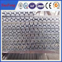 Wholesale anodizing Aluminum Extrusion for Machine support frame(4040) from china suppliers