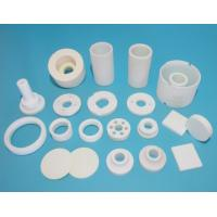 Buy cheap Custom Industrial Ceramic Parts Thermal Insulating Washer / Ceramic Insulating Mounting from wholesalers