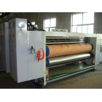 Wholesale 3 Color Corrugated Box Print And Cut Machine With Automatic Feeding 60pages/Min from china suppliers