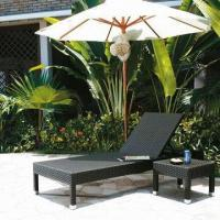 Wholesale Outdoor patio furniture, made of aluminum and PE rattan from china suppliers