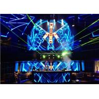 Wholesale Advertising LED Video Wall Rental with 1/16 Scan / Constant Current Driving from china suppliers