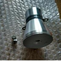 Wholesale 60w 25k / 45K P8 Double Frequency Ultrasonic Transducer with Screw Hole from china suppliers