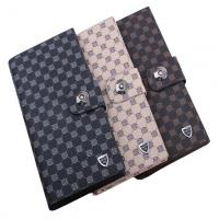 Wholesale Fashion Leather Men Travel Card Coin Wallet (MH-2084) from china suppliers