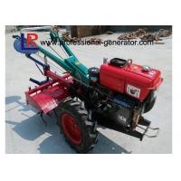 Wholesale Agriculture 10HP Farm Walking Tractor 8.02KW with Water Cooled Diesel Engine 2400 RPM from china suppliers
