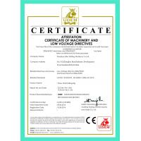 Xuanhua Jinke Drilling Machinery Co., Ltd. Certifications