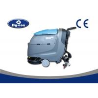 Wholesale Hand Held Battery Powered Floor Scrubber , Cordless Floor Scrubbing Equipment from china suppliers