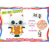 Wholesale Travel Kitty Novelty Candy Toys Glucose Sour Sweets Candy Gifts For Kids from china suppliers