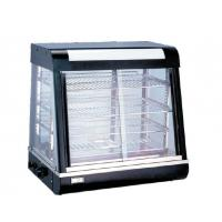 Wholesale Electric Glass Warming / Cooling Food Display Cabinets Without Water Absorb from china suppliers