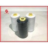 Wholesale Bright 100% Polyester Staple Fiber Material Polyester Sewing Thread For Knitting from china suppliers