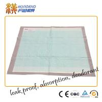 Wholesale 60cm X 90cm Disposable Absorbent Pads For Pet Training / Food Packaging from china suppliers