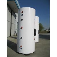 Quality Big Capacity Indirect Solar Water Heater Tank With Double heat exchange for sale