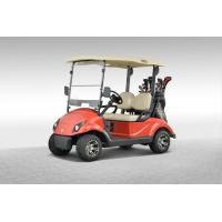 Wholesale 2 Seater Lifted Small Electric Golf Carts With Light / Speed Control For Golf Courses from china suppliers