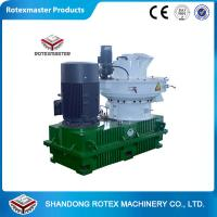 Wholesale Bulgaria Clients  Wood Pellet Machine YGKJ560 Model Biomass Ring Die Wood Pellet Machine from china suppliers