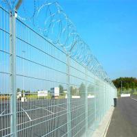Wholesale Military isolation fence with razor barbed wire from china suppliers