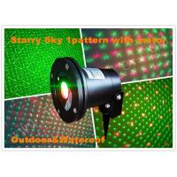 Quality new christmas tree and house laser light waterproof Garden outdoor christmas Laser Light for sale