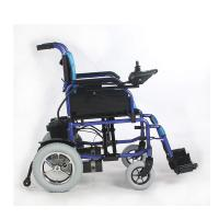 Quality 32Ah Battery Powered Wheelchair For Disabled , Outdoor / Indoor Electric Wheelchair for sale