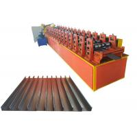 China Full automation metal stud and track roll forming machine / light steel roll forming machinery on sale