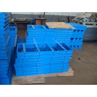 Wholesale OEM Steel Frame Formwork System For Columns Concrete Pouring With Customised from china suppliers