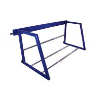 Wholesale Heavy Duty Tire Storage Rack , Retail Store Wheel Display Racks from china suppliers