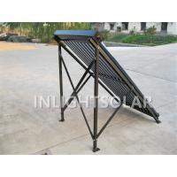 Quality 45 Degree Angle  12tubes heat pipe  Solar Heater Collector  For Home for sale
