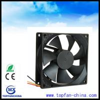 Wholesale Plastic Frame Explosion Proof Exhaust Fan , Axial DC Brushless Motor Fan  92*92*32mm from china suppliers