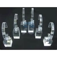 Wholesale Transparent Rotating Acrylic Watch Display Stand With Laser Engraved from china suppliers